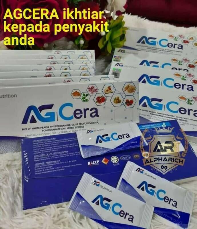 Ag Cera 8 BOXES Pakej PREMIUM
