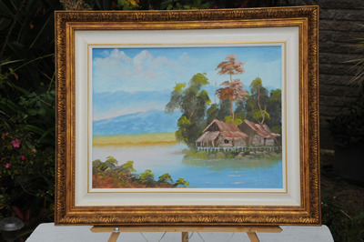 Asian Lakehouse