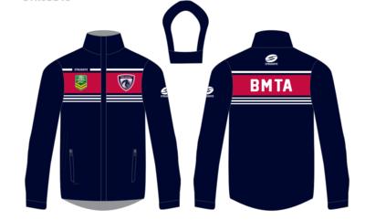 BMTA Mustangs Track Jacket