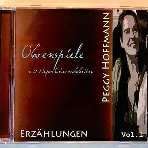 storytelling Audio-CD Ohrenspiele, Peggy Hoffmann aus der orient. Tradition mit Musik hinterlegt