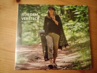 Kristina Jakobs, Audio-CD, aus dem Versteck