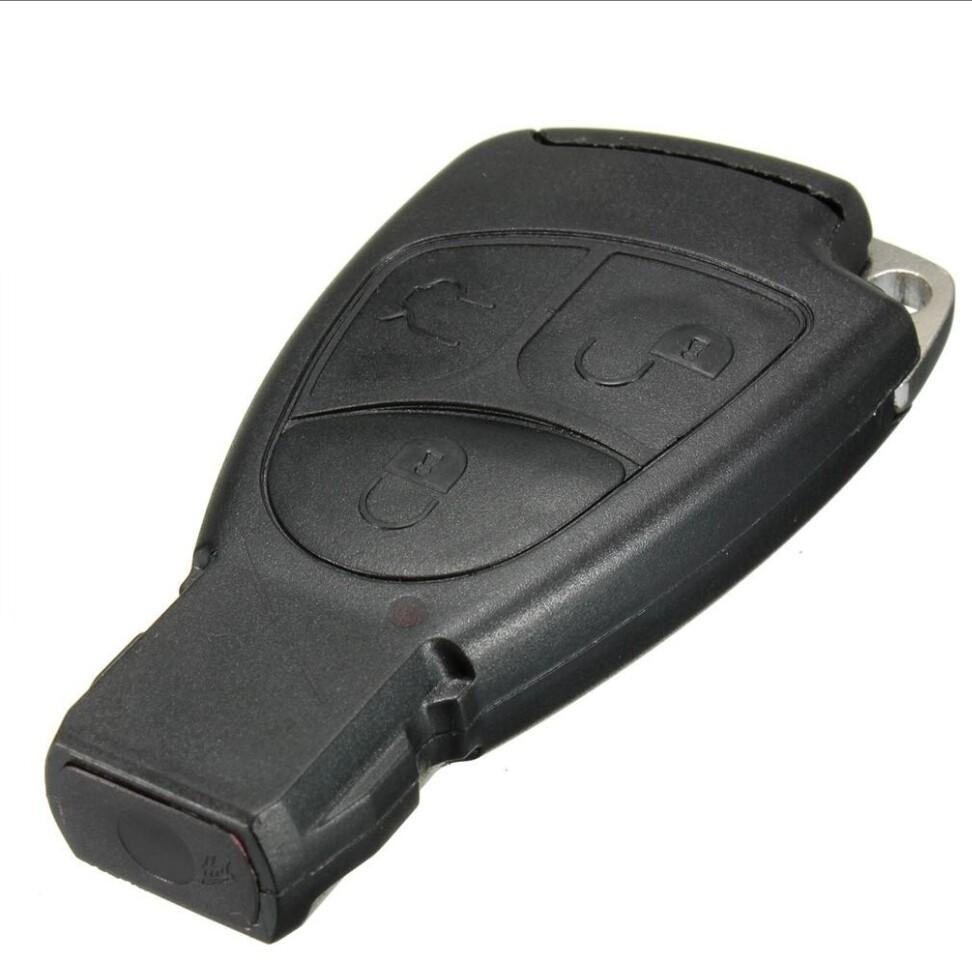 Mercedes 3 Button Casing /Shell