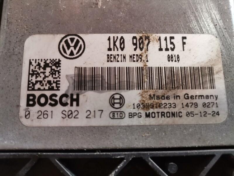 VW Golf / Jetta 5 GTI 2.0 TSI ecu