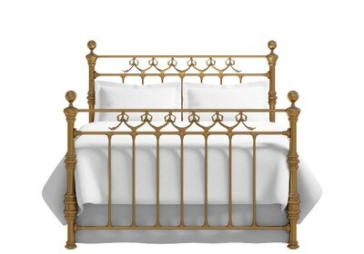 Amazing Antique look Caithness brass finish bedstead