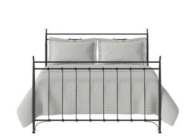 WOW look Iron Metal Theophano Bedstead