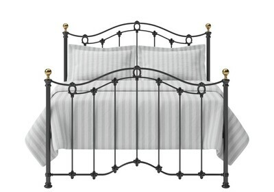WOW look Iron Metal Claire Bedstead