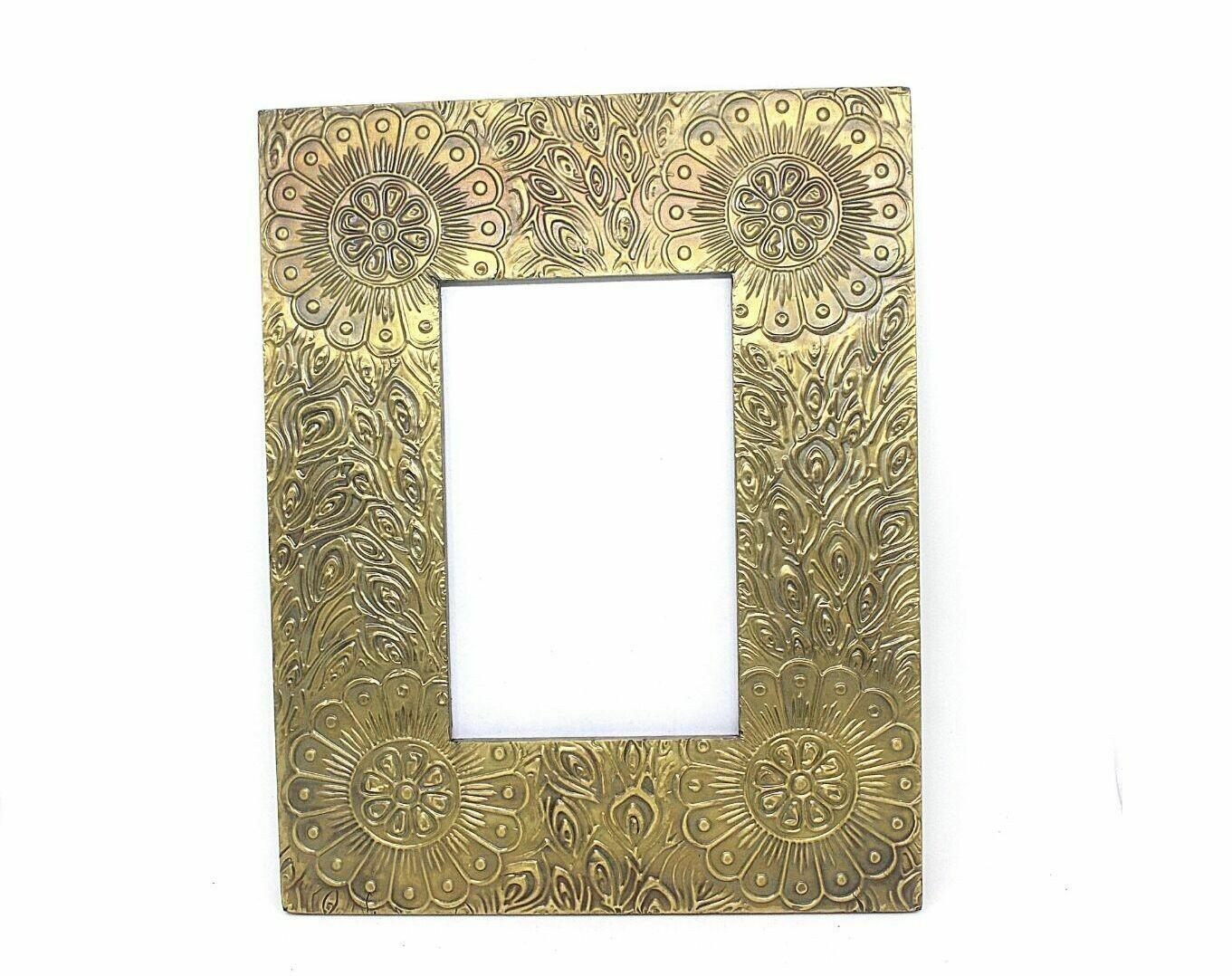 Photo Frame Golden Sheet Design S