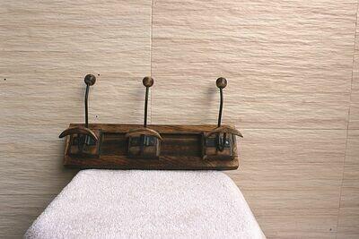 Handmade Sliding Coat Hanger