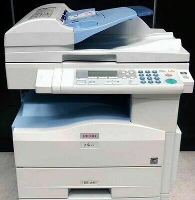 Ricoh Aficio MP 201SPF A4 Mono Laser Copier