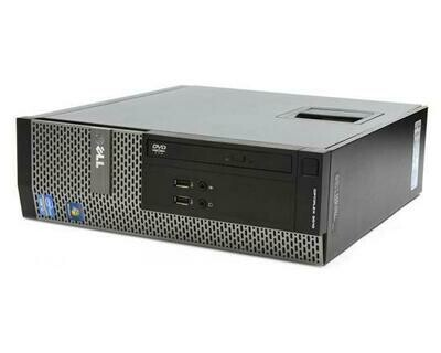 Dell OptiPlex 3010 SFF PC | i5-3470 3.2GHz | 4GB RAM 500GB HDD - Grade A