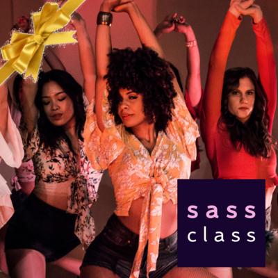 SassClass Shop Gift Card