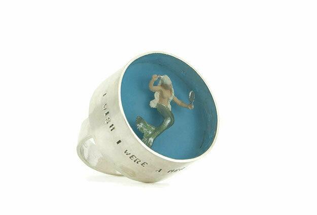 Mermaid fair ring