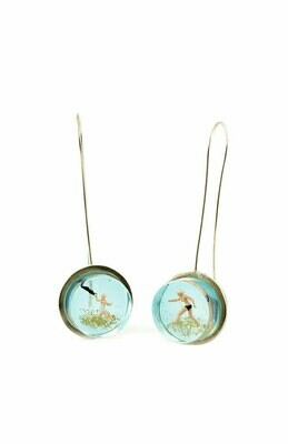 Seaside earrings