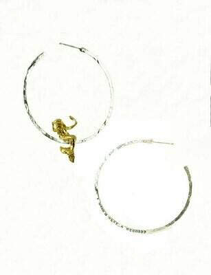 Mermaid hoops