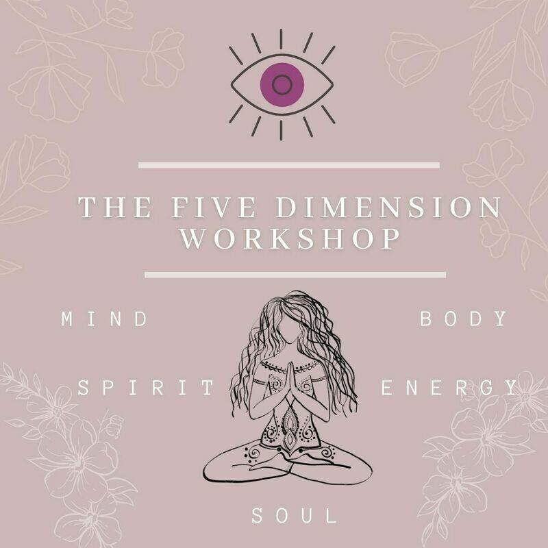 5 Dimensions online course