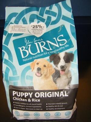 BURNS - Puppy Original Chicken - 2KG