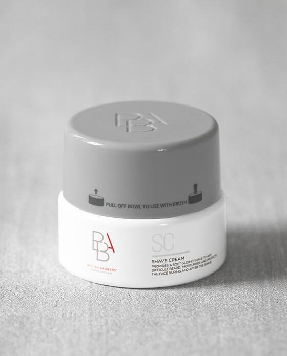 'BRITISH BARBERS' Shave Cream AED125.00