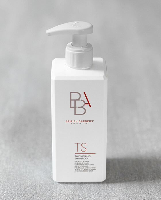 'BRITISH BARBERS' Thickening Shampoo 290ml AED110