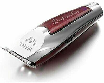 Wahl Detailer Cordless Li New Extra T-Wide Blade