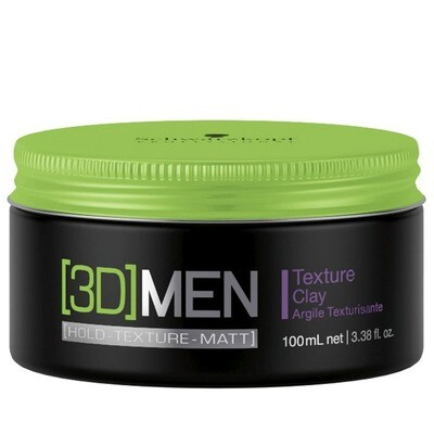 SCHWARZKOPF PROF. [3D]MENSION Texture Clay SIZE 100ml