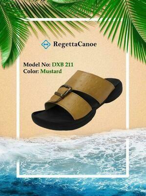 Regetta Canoe sandals classic Mustard