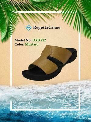 Regetta Canoe sandals Dala Mustard
