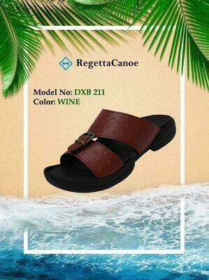 Regetta Canoe sandals classic Wine