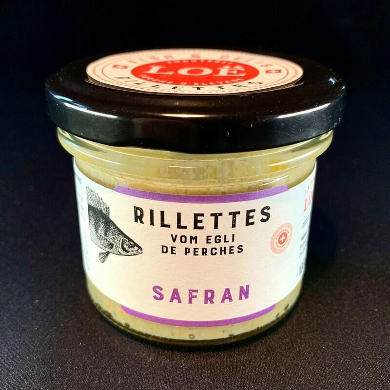 La Rillette Safran