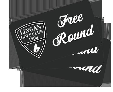 Lingan Golf Club Player Pass
