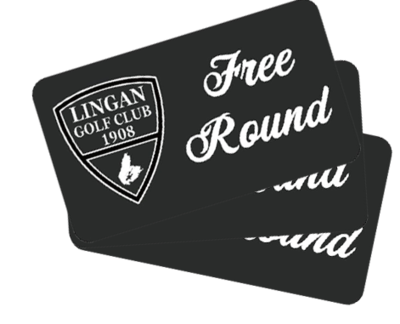 Lingan Golf Club Player Pass