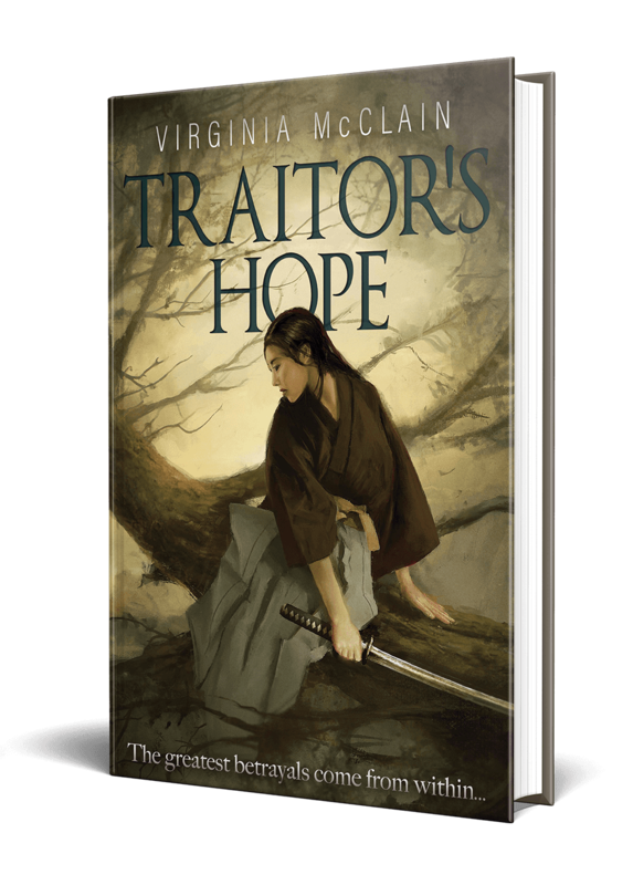 Traitor's Hope 1st Edition Hardcover