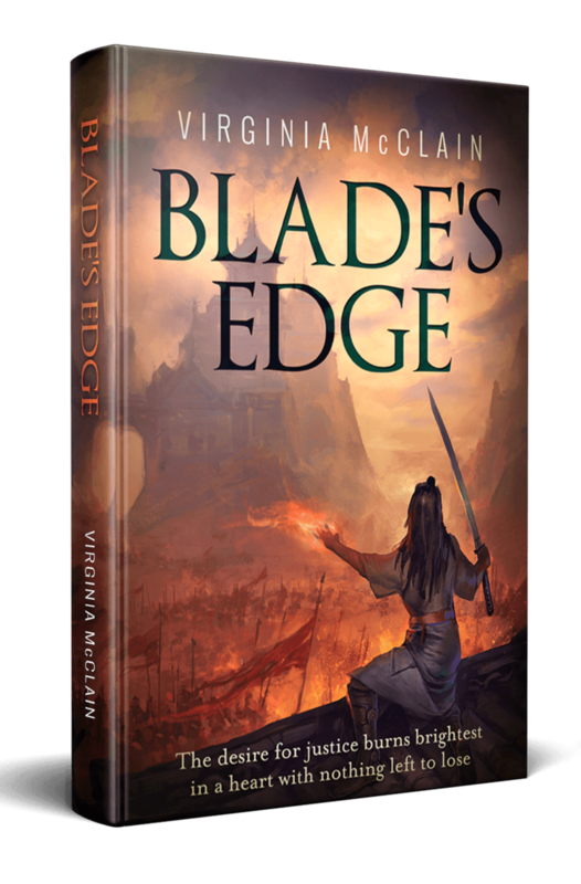 Blade's Edge 1st Edition Hardcover