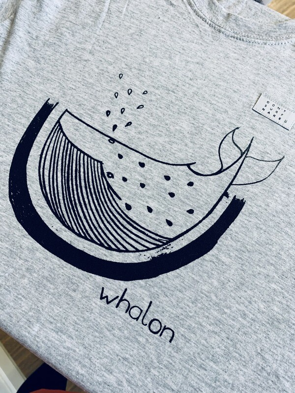 """T-SHIRT """"WHALON"""""""