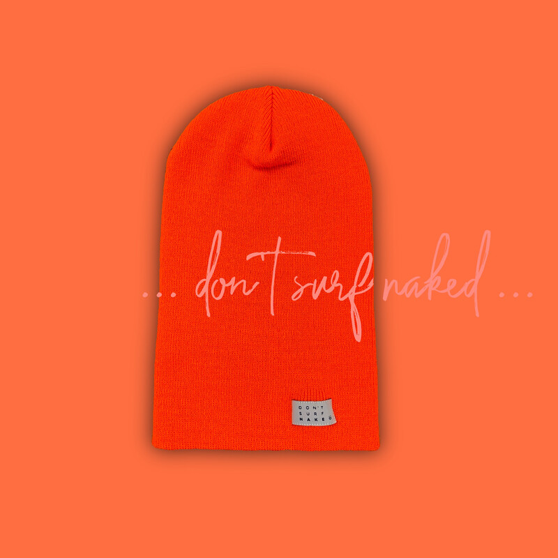 "BEANIE ""DROP IN"""