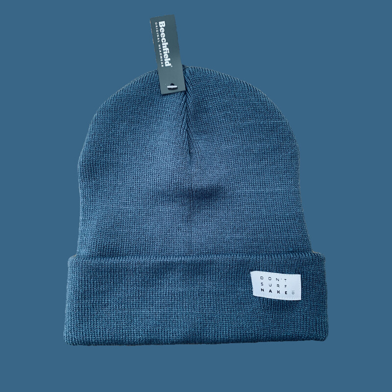 "BEANIE ""COLD HAWAII"""