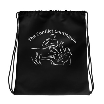 Heel Hooking Centaur Draw-String Bag (limited edition)