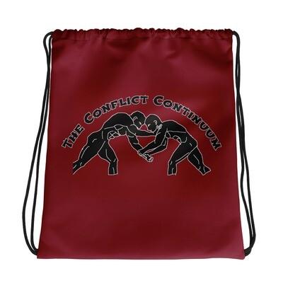Ancient Grapplers Drawstring Bag (limited edition)