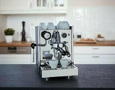 Bellezza Chiara V - Espressomachine - Barista Koffiemachine - Inox - Pistonmachine - Barista