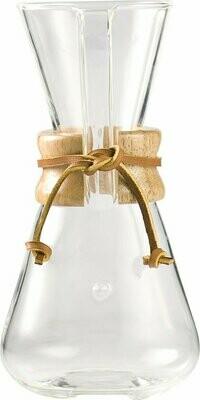 Chemex Classic Coffeemaker - 3-Kops