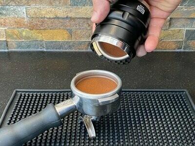 scarlet espresso   Dubbele verdeler 58 en 58,5 mm