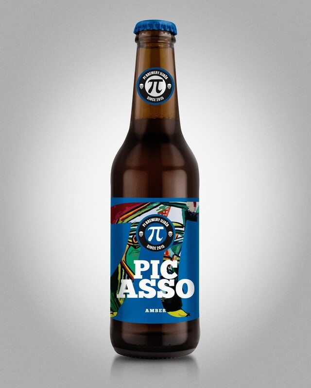 Picasso - American Amber Ale