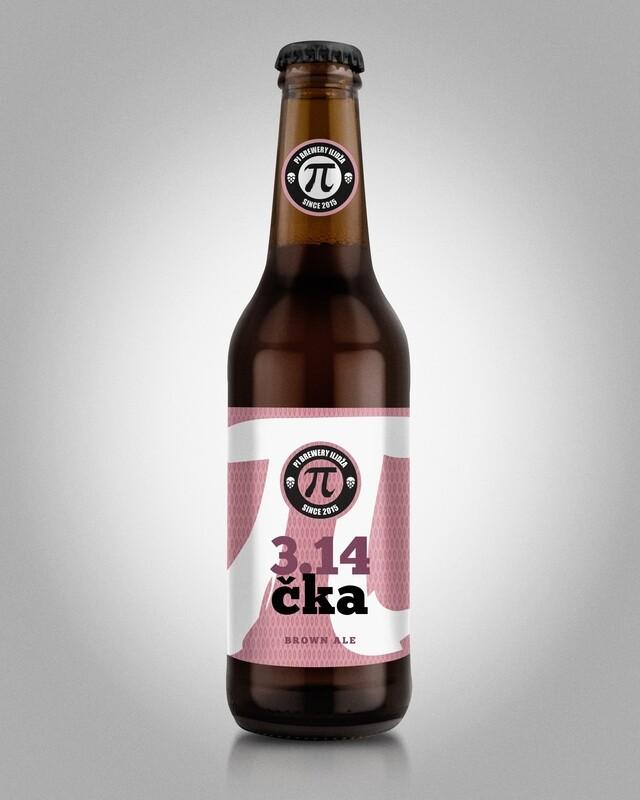 3,14čka - American Brown Ale