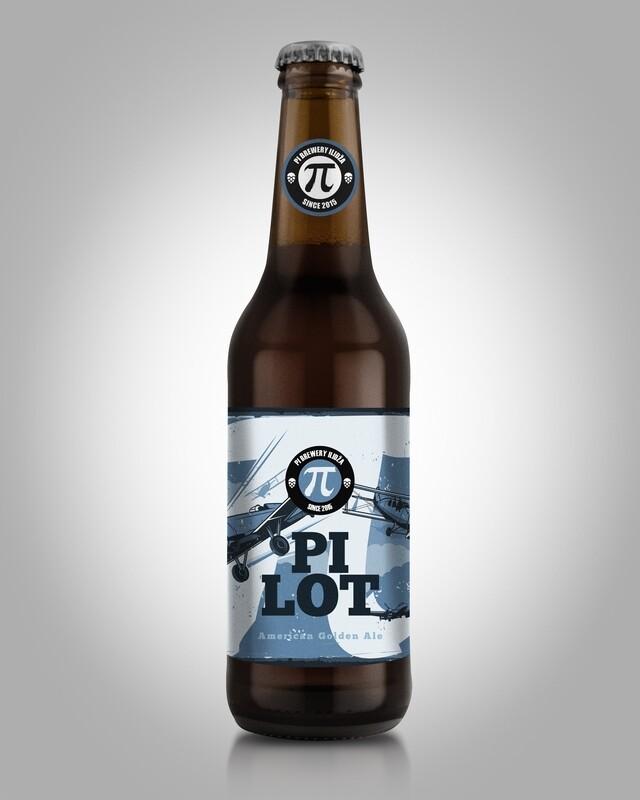 Pilot - American Golden Ale