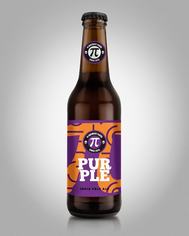Purple Pi - Purple IPA