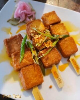 Fish Tofu (3 sticks)
