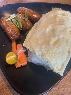 Longganisa (Garlic Pork Sausage)
