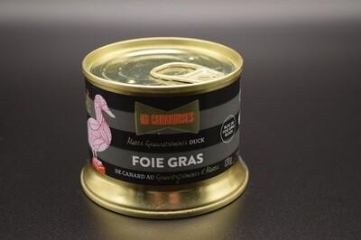 FOIE GRAS CANARD D'ALSACE