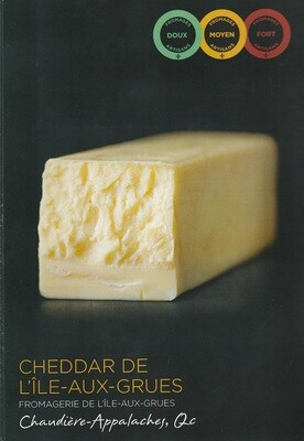 FROMAGE ILE-AUX GRUES XF 275G