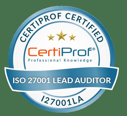 ISO 27001 Lead Auditor - Precio especial Julio ( Valor full 299)