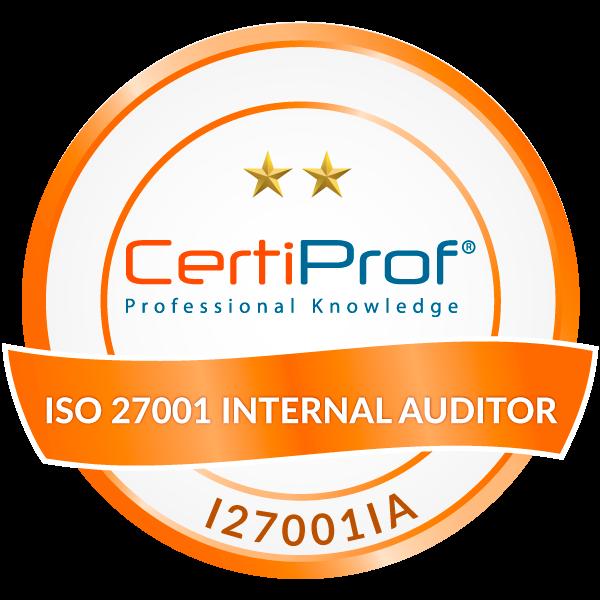 ISO/IEC 27001 Internal Auditor (I27001IA)